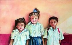 Nicaraguan Migrant Kids